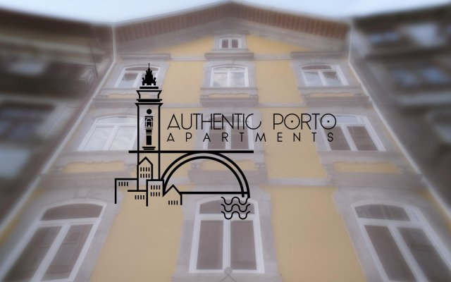 Апартаменты Authentic Porto Apartments Порту вид на фасад