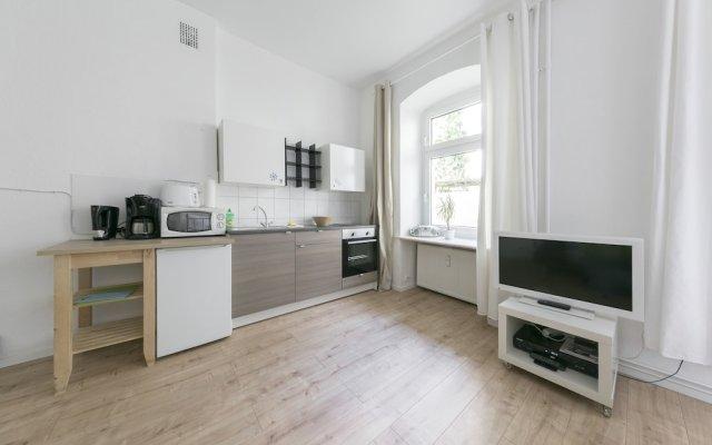 Апартаменты City Apartment Charlottenburg Berlin Берлин в номере