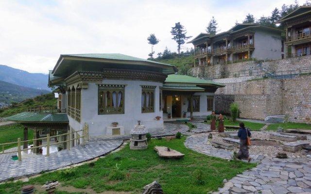 Khangkhu Resort in Paro, Bhutan from 64$, photos, reviews - zenhotels.com hotel front