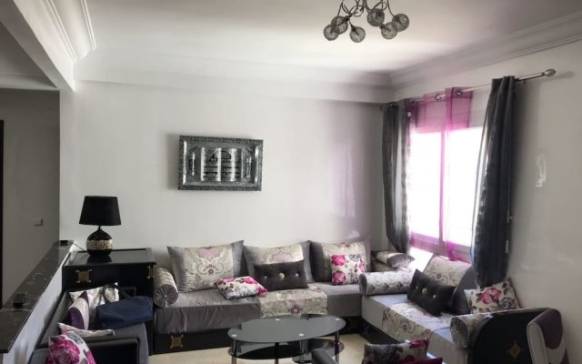Апартаменты Apartment in Casablanca комната для гостей