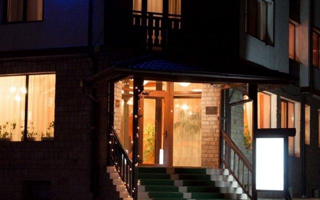 Отель Alex Apartments Болгария, Банско - отзывы, цены и фото номеров - забронировать отель Alex Apartments онлайн вид на фасад