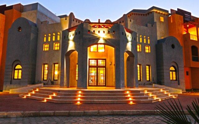 Отель Lemon & Soul Makadi Bay – Adults Only вид на фасад