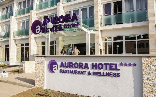 Отель Aurora Венгрия, Силвашварад - отзывы, цены и фото номеров - забронировать отель Aurora онлайн вид на фасад