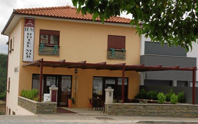 Hotel Mor Армамар вид на фасад