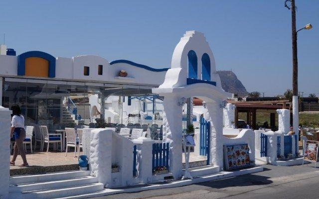 Tsalos Beach Hotel вид на фасад