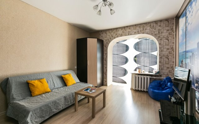 Апартаменты GM Apartment Krasnaya Presnya 38 комната для гостей