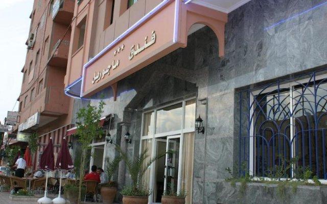 Отель Majorelle Марокко, Марракеш - отзывы, цены и фото номеров - забронировать отель Majorelle онлайн вид на фасад