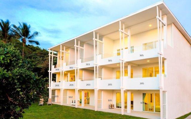 Отель Coconut Bay Club Suite 201 Ланта вид на фасад