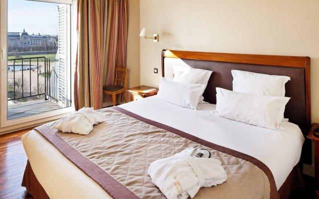 Отель Suites Albany and Spa Париж комната для гостей