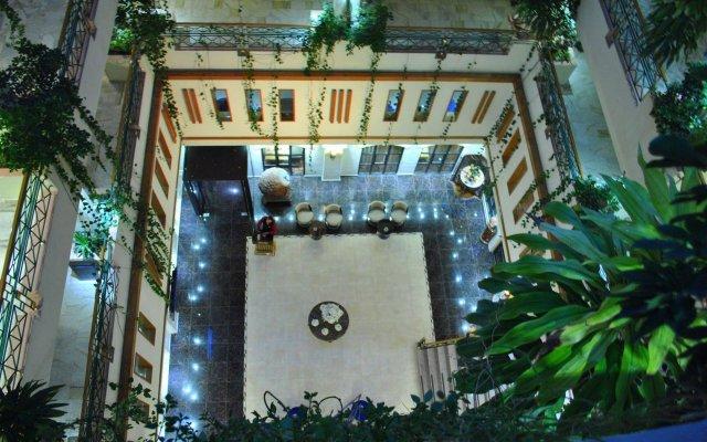 Отель Larsa Hotel Иордания, Амман - отзывы, цены и фото номеров - забронировать отель Larsa Hotel онлайн вид на фасад