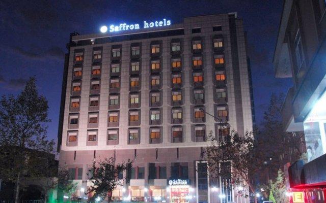Saffron Hotel Kahramanmaras Турция, Кахраманмарас - отзывы, цены и фото номеров - забронировать отель Saffron Hotel Kahramanmaras онлайн вид на фасад