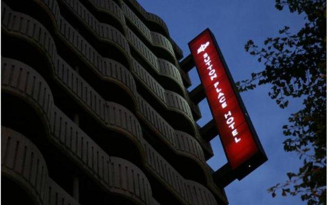 Отель Sutton Place Hotel Ueno Япония, Токио - отзывы, цены и фото номеров - забронировать отель Sutton Place Hotel Ueno онлайн вид на фасад
