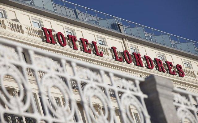 Hotel Londres y de Inglaterra вид на фасад