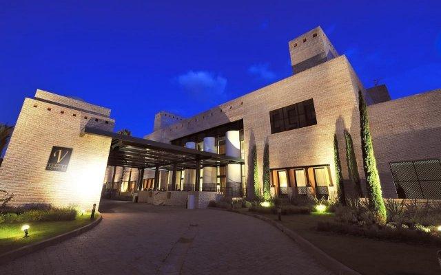 Vincci Estrella del Mar Hotel вид на фасад