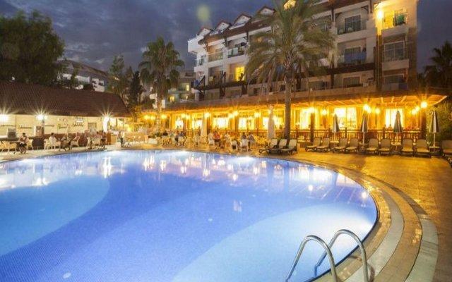 Seher Resort & Spa Турция, Сиде - отзывы, цены и фото номеров - забронировать отель Seher Resort & Spa - All Inclusive онлайн вид на фасад