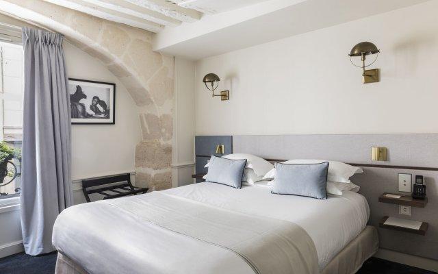 Отель VERNEUIL Париж комната для гостей