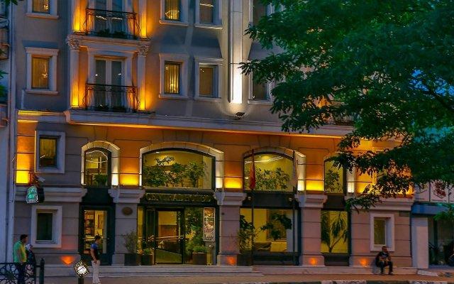 Central Hotel Турция, Бурса - отзывы, цены и фото номеров - забронировать отель Central Hotel онлайн вид на фасад