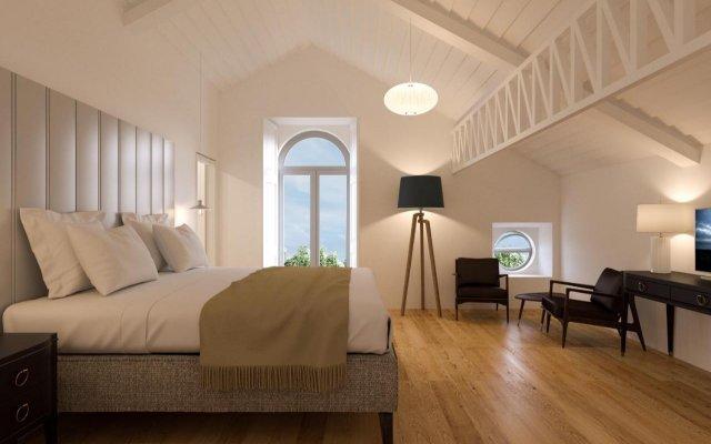 Отель Herdade Do Ananás Понта-Делгада комната для гостей