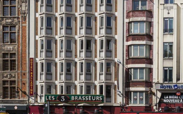 Hôtel balladins Lille 0