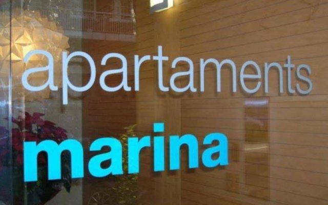 Отель Suites Marina - Abapart Испания, Барселона - отзывы, цены и фото номеров - забронировать отель Suites Marina - Abapart онлайн вид на фасад