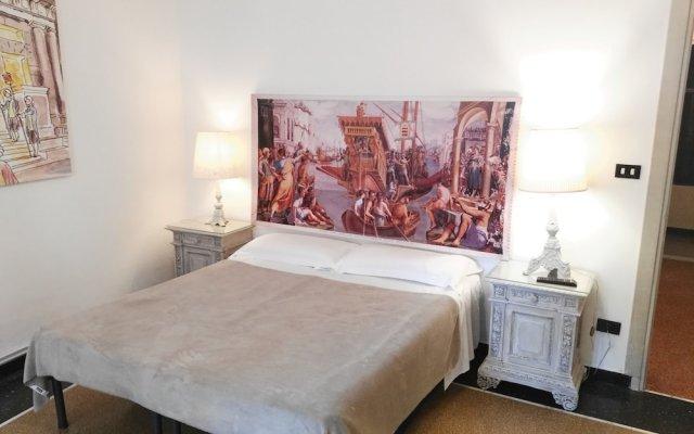 Отель Appartamenti Genova Италия, Генуя - отзывы, цены и фото номеров - забронировать отель Appartamenti Genova онлайн комната для гостей