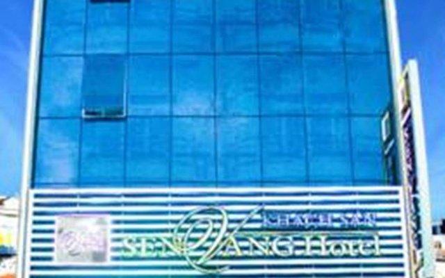 Отель Sen Vang Dalat Hotel Вьетнам, Далат - отзывы, цены и фото номеров - забронировать отель Sen Vang Dalat Hotel онлайн вид на фасад