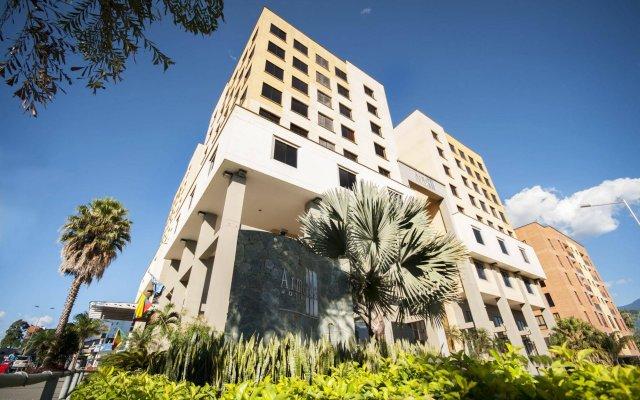 Armenia Hotel SA вид на фасад