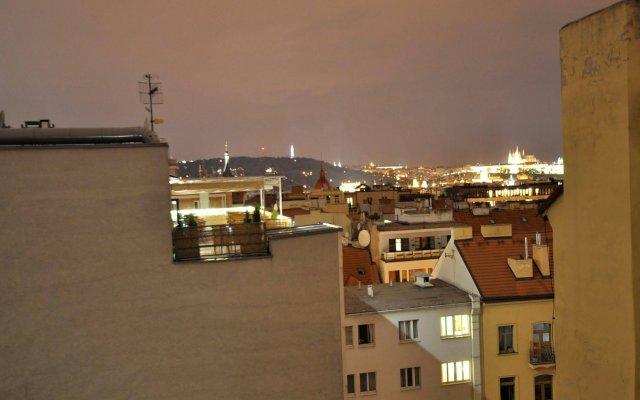 Отель Central Spot Prague Apartments Чехия, Прага - отзывы, цены и фото номеров - забронировать отель Central Spot Prague Apartments онлайн вид на фасад