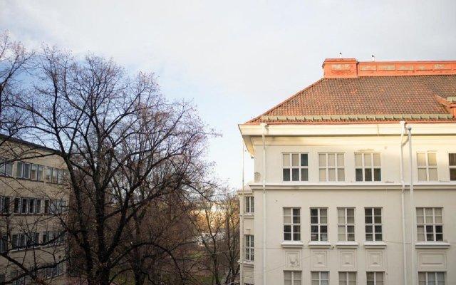 Отель Arthur Финляндия, Хельсинки - - забронировать отель Arthur, цены и фото номеров вид на фасад