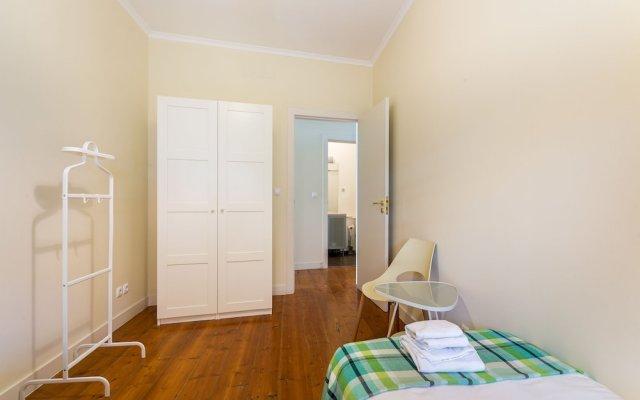 Апартаменты Liberdade Deluxe Apartment комната для гостей