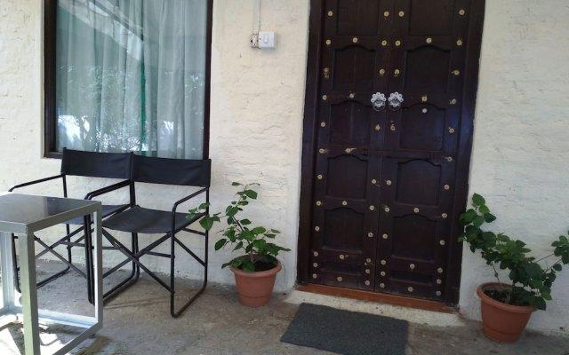 Отель Mana Kumbhalgarh вид на фасад