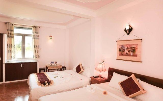 Отель Vy Hoa Hoi An Villas комната для гостей