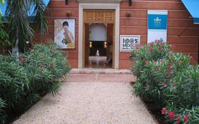 Hotel Casa San Angel - Только для взрослых вид на фасад