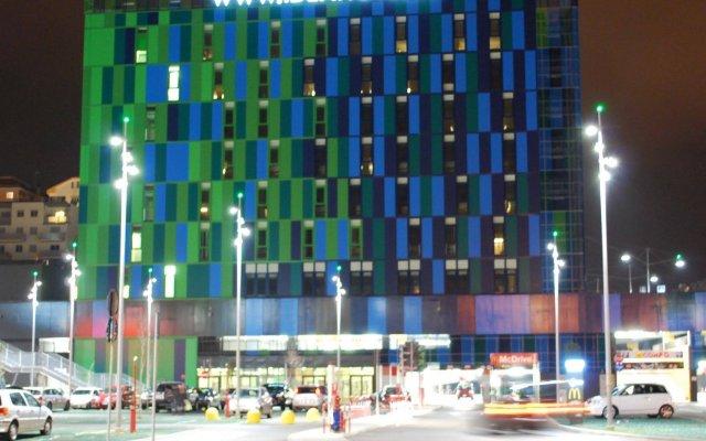 Idea Hotel Plus Savona вид на фасад