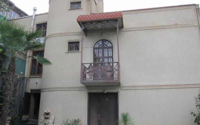 Envoy Hostel вид на фасад