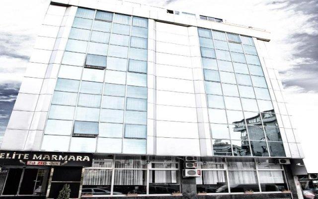 Elite Marmara Турция, Стамбул - отзывы, цены и фото номеров - забронировать отель Elite Marmara онлайн вид на фасад