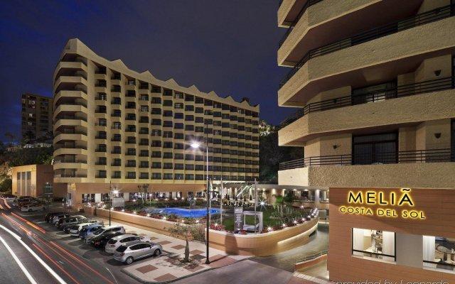 Отель Melia Costa del Sol вид на фасад