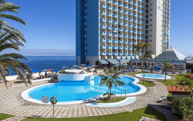 Maritim Hotel Tenerife вид на фасад