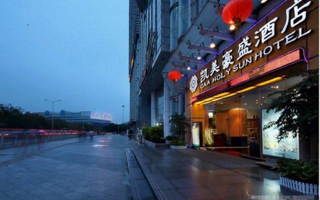 Отель Caa Holy Sun Шэньчжэнь вид на фасад
