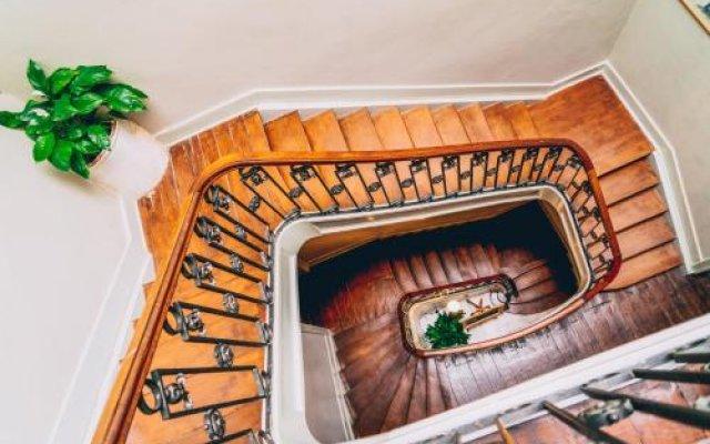 Отель Villa Botanique Guesthouse Брюссель интерьер отеля