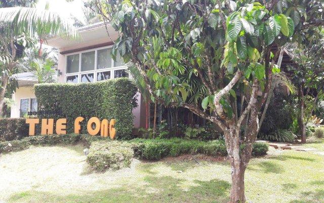 Отель The Fong Krabi Resort вид на фасад