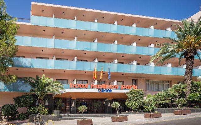 Отель H·TOP Molinos Park Испания, Салоу - - забронировать отель H·TOP Molinos Park, цены и фото номеров вид на фасад