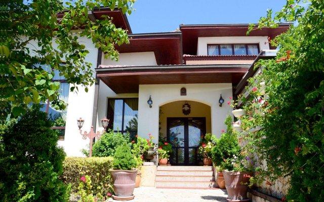 Отель Dallas Residence Болгария, Варна - 1 отзыв об отеле, цены и фото номеров - забронировать отель Dallas Residence онлайн вид на фасад