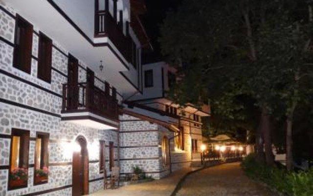 Отель Rechen Rai Болгария, Сандански - отзывы, цены и фото номеров - забронировать отель Rechen Rai онлайн вид на фасад