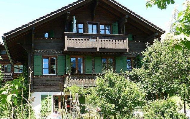 Отель Im Wiesengrund Швейцария, Гштад - отзывы, цены и фото номеров - забронировать отель Im Wiesengrund онлайн вид на фасад