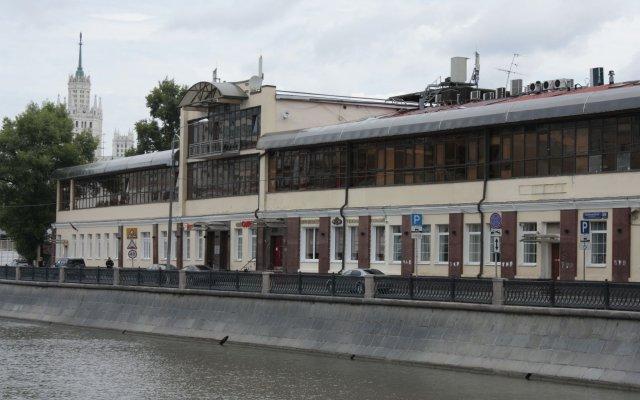 Гостиница на Павелецкой вид на фасад
