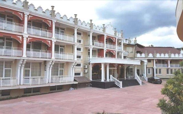 Отель Elit Hotel Balchik Болгария, Балчик - отзывы, цены и фото номеров - забронировать отель Elit Hotel Balchik онлайн вид на фасад