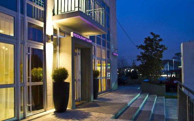 Отель Apart Hotel K Сербия, Белград - отзывы, цены и фото номеров - забронировать отель Apart Hotel K онлайн вид на фасад