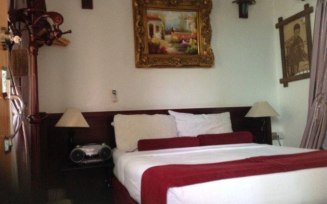 Отель Planet Lodge 2 Габороне комната для гостей