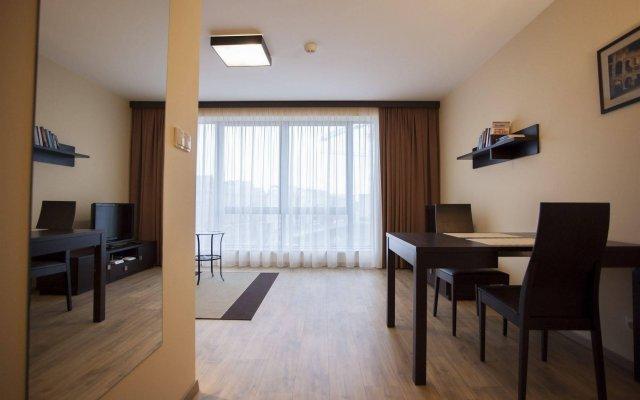Апартаменты Silver Apartments комната для гостей